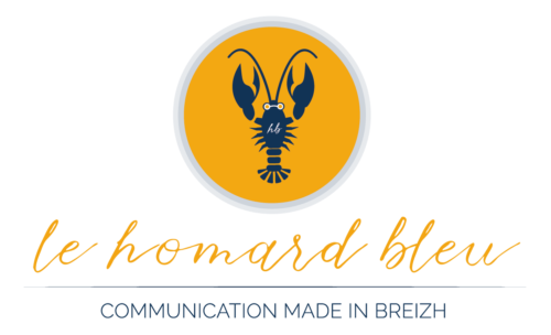 Le Homard Bleu - Communication made in Breizh®